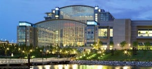 The convention was held at the Gaylord National Resort.